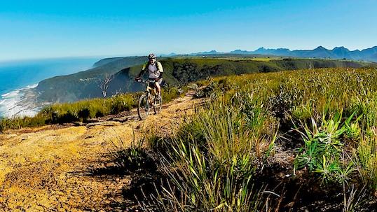 Fem fantastiske cykelferie destinationer