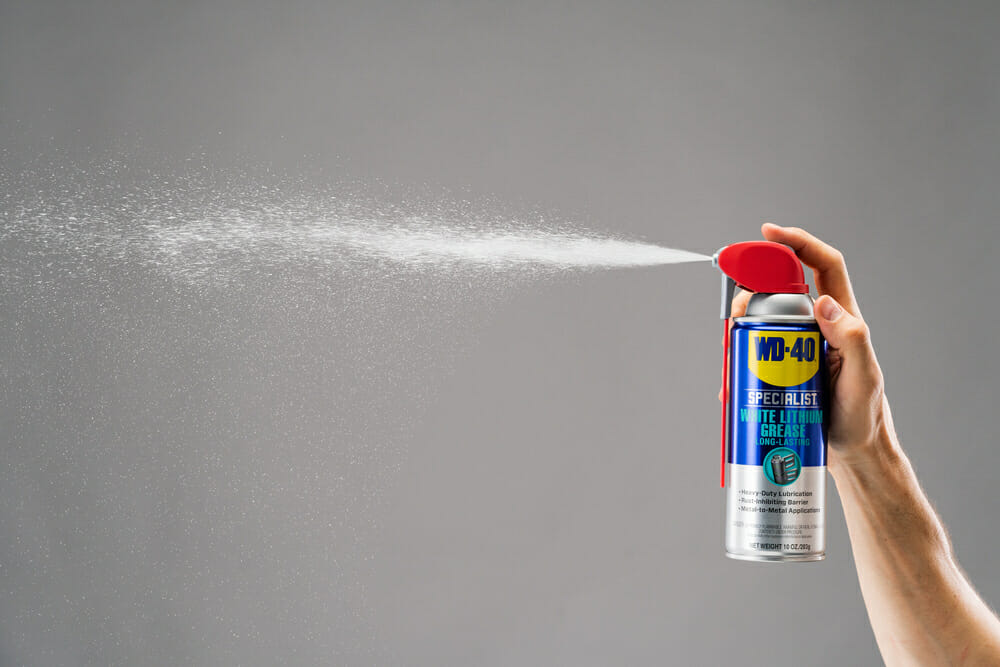 ecommerce ready 30061 white lithium grease 10oz straw down spray (2) 1