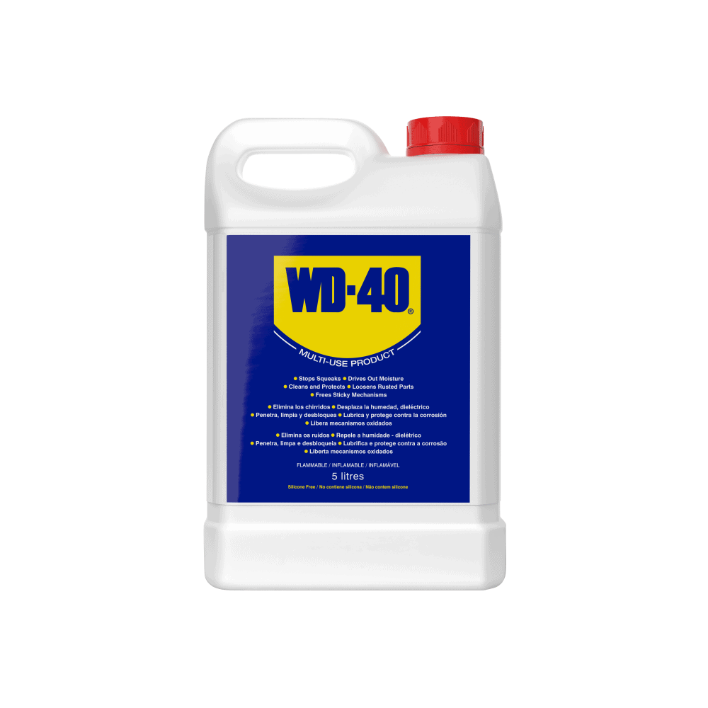 WD-40 Multi Use Product 5L